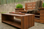 Luxury Garden Furniture Set/wooden Garden Bench/ Wooden Garden Table