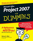 Microsoft Office Project 2007 For Dummies (For Dummies (Computers)) - Nancy C. M