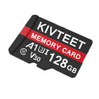 2020 KIVTEET 256GB Speicherkarte 108MB/S 4K Class10 Flash TF Karte Mit Adapter