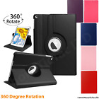'Leather 360 Rotating Smart Case Cover Apple Ipad Air 2 Pro 12.9 Air 10.9 Mini 5
