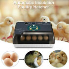 Automatic Incubator Intelligent Digital Fully Hatching Chicken Duck Egg Hatcher