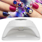 168W LED  Gel Nail Polish Dryer Lamp Household Portable Nail Curing Machine ZZ