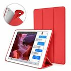 """For iPad 7th Generation Case 10.2"""" Magnetic Silicone Smart Cover Stand For Apple"""