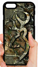 HUNTING CAMO DEER BUCK Case for iPhone 5 6S 7 8 + X XR XS 11 Pro Max SE 2020
