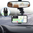 USA QI Wireless Car Phone Charger Fast Charging Pad Mat For Apple iPhone Samsung