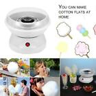 Electric Candy Floss Maker Cotton Sugar Machine Home Kid Gift Toy Safety