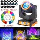7R Sharpy 230W 17 Prism Gobos Moving Head RGB LED Stage Light 14 Colors 16CH DMX