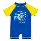 Kids Boys Swimsuit UPF 50 UV Sun Protective One-Piece Rash Guard