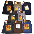 Lee Regular Uomo Jeans Denim Zip Fly 5 Tasche Gamba Dritta Blu Tutte le Taglie