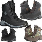 Columbia Boots Men Bugaboot Waterproof Lace-up Snow Boot Winter Insulation Color