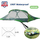 Outdoor Suspended Tree Tent Ultralight Hanging Camping Hammock Waterproof