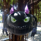 AB_ Halloween Inflatable Spider Ghost Outdoor Haunted House Props Party Decorati