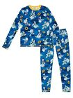 Sonic the Hedgehog Poly Spandex Top and Pant Thermal Underwear Set - FREE SHIP