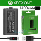 2020 NEW For XBOX ONE Controller Play Charging Dock + 2x Rechargeable Battery