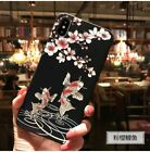 3D Relief Dragon Chinese Phone Case Protective Cover For Xiaomi Mi Note Ultra