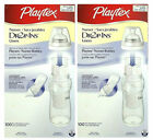 Playtex Drop-Ins Pre-Sterilized Liners 8-10oz 100ct, 2 Pack