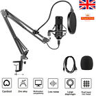 Usb Streaming Podcast Pc Microphone Professional Studio Cardioid Condenser