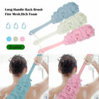 Bath Brush Loofah Shower Sponge Handle Back Scrubber Body Exfoliating Spa Clean