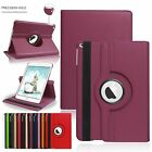 For Apple iPad 10.2' 8th Generation 2020 Rotating Stand Leather Smart Case Cover
