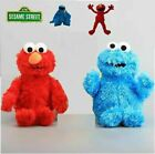 New Sesame Street 12'' Large Elmo Cookie Monster Soft Plush Stuffed Toy Kids Toy