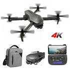 Holy Stone HS470 Foldable RC Drone GPS with 4K HD 2-Axis Gimbal Camera Brushless