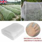 Bird Netting Insect Animal Garden Net Protection Vegetables Plant Crops Mesh UK