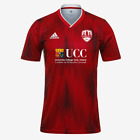 adidas Cork City F.C. Men's Third 2021 Jersey League of Ireland Football image
