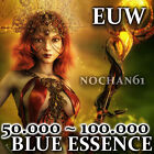 EUW League of Legends LOL Account Smurf 40.000 - 100.000 BE Unranked...