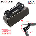 EC90 6/17° Handlebar Stems MTB/Road Bike Carbon Fiber+AL 31.8*60-120mm Bike Part