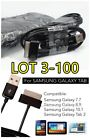 """LOT Bulk USB Data Charger Cable for Samsung Galaxy Tab 2 10.1"""" SGH-T779 SGH-I497"""