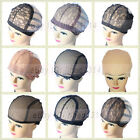 Machine Made Wig Cap Mesh Wig Weaving Caps for Synthetic Wigs Medium Size