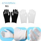 US Cotton Protective Working Glove for Coin Jewelry Silver Inspection Cleaning