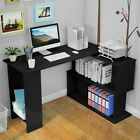 L-Shape Computer Table Study Desk Office Furniture PC Laptop Workstation Home AA