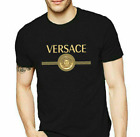 Collection VERSACE2 T-Shirt Father's Mother's Day Tee Vintage Gift For Men Women