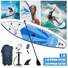 10-16ft Inflatable Super Stand Up Paddle Board Supboard with Complete Pump Kit