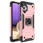 For Samsung Galaxy A32 5G Case Kickstand Shockproof Ring Stand Armor Hard Cover