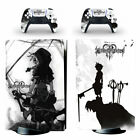 PS5 Standard Disc Console Vinyl Skins Stickers Decals Kingdom Hearts Sora Anime