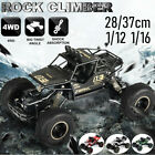 1:12/1:16 4WD RC Coche Monstertruck 2.4GHz Control Remoto Todoterreno Buggy