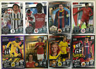 TOPPS MATCH ATTAX 101 2020-2021 2020/21 SHINY LIMITED CHOOSE YOUR CARDS 122-224
