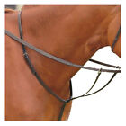 Kincade Running Saddlery Martingales - Brown All Sizes