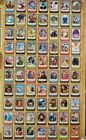 DISNEY SORCERERS OF THE MAGIC KINGDOM  PICK YOUR CARD BUILD YOUR SET 1-70 BOARD
