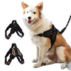 Nylon Safety Breathable Puppy Dog Harness Non Pull Pet Padded Vest Adjustable