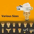 Brass Plumbing Fittings High-quality For Garden Kitchen Faucet Hose New
