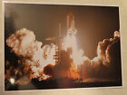 NASA Collectors Challlenger Space Shuttle Post Card L