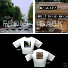 Beatles Abbey Road T Shirt - Beagle - Dog Breed T Shirt