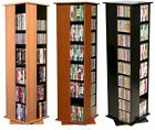 612 CD 288 DVD Floor Spinner Storage Tower Rack - NEW