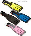 TYPHOON PRO 2 DIVING FINS flippers - Size 3 - 13 UK
