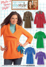 McCall's 5714 Out of Print Sewing Pattern to MAKE Your Style Jacket w/Variations