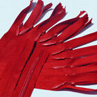 """24"""" YKK Conceal Zipper 059 Candy Apple Red"""