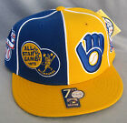 Mitchell & Ness Cap Mitchell&Ness Baseball fitted MLB  MILWAUKEE BREWERS Cap